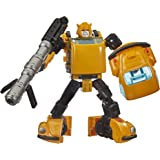 Transformers F0702 Toys Generations War for Cybertron Trilogy Series-Inspired Deluxe Bumblebee Action Figure - Ages 8 and Up,