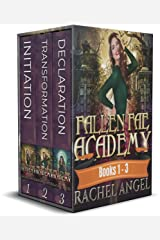 Fallen Fae Academy Box Set 1 Part 1 (Books 1 – 3) (Fallen Fae Academy Boxset) Kindle Edition