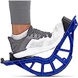 "ProStretch Plus ""Blue"" - Adjustable Calf Stretcher & Foot Rocker for Plantar Fasciitis, Achilles Tendonitis, Flexibility (Sli"