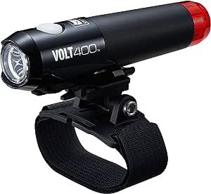 キャットアイ(CAT EYE)  ヘルメットライト VOLT400 HL-EL462RC-H DUPLEX USB充電式 534-2881