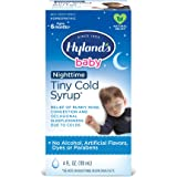 HYLANDS Baby Nighttime Tiny Cold Syrup, 118ml