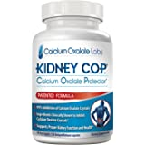 (120 Vegetarian DR Opaque Capsules) - Kidney COP Calcium Oxalate Protector 120 Capsules, Patented Kidney Support for Calcium