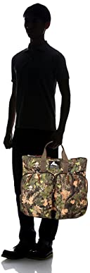 Aviator Bag: Cottonwood Camo