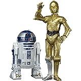コトブキヤ スター・ウォーズ ARTFX+ R2-D2 & C-3PO 1/10スケール PVC塗装済み簡易組立キット