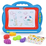 NextX Magnetic Drawing Board Write and Learn Creative Toy Blue-red