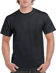 Gildan Men's Classic Ultra Cotton Short Sleeve T-Shirt