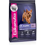 Eukanuba Puppy Small Breed Dry Dog Food, 5 lb. Bag