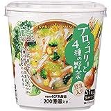 ひかり味噌 VEGE MISO SOUPカップ ブロッコリーと4種の野菜 ×6個