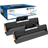 100% More Toner in Each Compatible Toner Cartridage Than Normal Model Replacement for Samsung MLT111S MLT-D111S MLTD111S D111