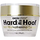Hard As Hoof Nail Strengthening Cream with Coconut Scent Nail Strengthener, Nail Growth &.