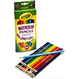 Crayola 24 Watercolor Pencils