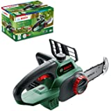 Bosch 06008B8001 Cordless Chainsaw UniversalChain 18 (Without Battery, 18 Volt System, in Box)
