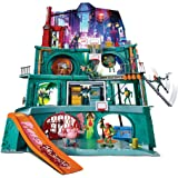 Teenage Mutant Ninja Turtles TUAB1000 The Rise of The Teenage Mutant Ninja Turtles Epic Sewer Lair Playset