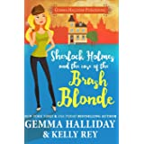 Sherlock Holmes and the Case of the Brash Blonde: 1