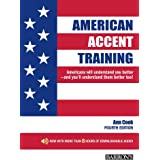 American Accent Training: With Online Audio (American Accent Traning)