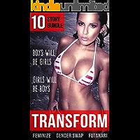 TRANSFORM: 10 Book Bundle of Gender Swap, Feminization and F…