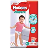 HUGGIES Silver Diapers, Extra Large, 48ct