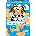 Wakodo Animal Figured Biscuits, 34.5G