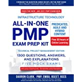 All-In-One PMP(R) EXAM PREP Kit,1300 Question, Answers, and Explanations, 240 Plus Flashcards, Templates and Pamphlet Updated
