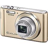 CASIO デジタルカメラ EXILIM EX-ZS190GD 広角24mm 光学12倍ズーム プレミアムオート 161…