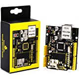 KEYESTUDIO W5100 Ethernet Shield for Arduino UN0 R3, MEGA, Network Micro SD Card Slot Expansion Board (Without POE)