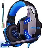 ARKARTECH G2000 ゲーミング ヘッドセット ヘッドホン ヘッドフォン ゲームヘッドセット マイク付き ゲー…