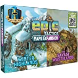 Gamelyn Games Tiny Epic Tactics Map Maker Pack Game (GAMGLGTETMP)