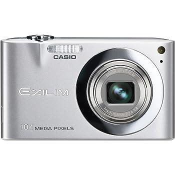 CASIO デジタルカメラ EXILIM (エクシリム) ZOOM Z100 シルバー EX-Z100SR
