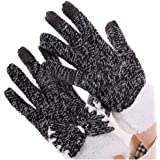 Punk Gothic Rock Long Arm Warmer Fingerless Gloves