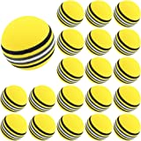 LANODO 20個入り ゴルフ練習ボール ゴルフ 練習用品 室内でゴルフの練習