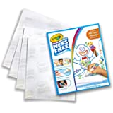 Crayola Color Wonder Mess Free Coloring, Blank Coloring 30 Pages