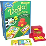 ThinkFun 7704 Zingo Sight Words Game
