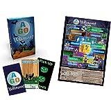 AGO ハロウィーン カードゲーム + ボードゲームセット 英語教材 9784865392852