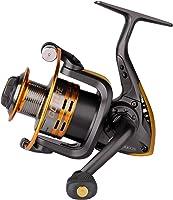 Goture Spinning Fishing Reel Metal Spool 6bb for Freshwater Saltwater 500 1000 2000 3000 4000 5000 6000 Series (1000 Series)
