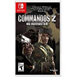 Commandos 2 HD Remastered for Nintendo Switch