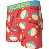 South Park Cartman Design Boxer Briefs Mens Underwear