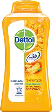 Dettol Body Wash, Re-energize, 250g