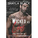 Wicked as Lies (Zyron and Tessa, Part One): 3