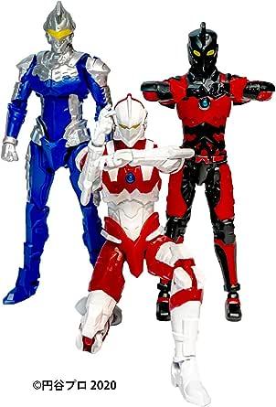 超動HERO'S ULTRAMAN 限定カラー3体セット