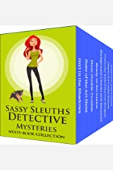 Sassy Sleuths Detective Mysteries: 8 Cozy Mystery Novels Kindle Edition