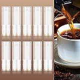 プルームテックプラス互換 カートリッジ コーヒー風味 メンソール配合 カプセル対応可能1個あたり約300回吸引 10本入り ニコチン無し NICOCO M4型