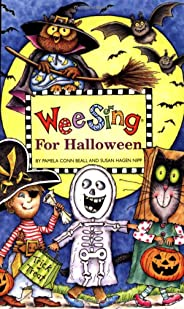 Wee Sing for Halloween (Book and CD)