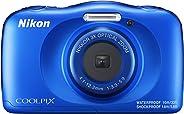 Nikon デジタルカメラ COOLPIX W150 防水 W150BL クールピクス ブルー