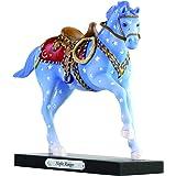 Enesco 6007399 Trail of Painted Ponies Night Ranger Figurine, 9.45 Inch, Multicolor
