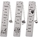 Teacher Appreciation Bookmark Teachers Gifts Thank You Gifts from Students Graduation Gift Back to School Gift Special Teache