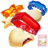 Sandwich Cutter and Sealer, Uncrustable Sandwich Maker, Kids Sandwich Cutter Great for Lunchbox and Bento Box - Boys and Girl