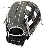 EASTON GHOST FLEX YOUTH Fastpitch Softball Glove Series, Female Athlete Design, Ultra Soft Hog Hide Leather, Super Soft Palm