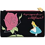 Alice in Wonderland - Flowers Purse