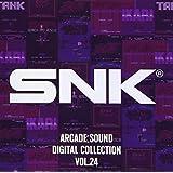 SNK ARCADE SOUND DIGITAL COLLECTION Vol.24