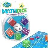 ThinkFun 1515 Math Dice Junior Games